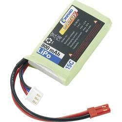 RC Batteripack (LiPo) 7.4 V 890 mAh Antal celler: 2 10 C Conrad energy Stick BEC