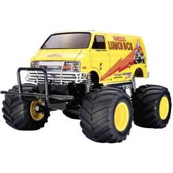 RC-modelbil Monstertruck 1:12 Tamiya Lunch Box Brushed Elektronik 2WD Byggesæt