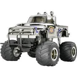 RC-modelbil Monstertruck 1:12 Tamiya Midnight Pumpkin Metallic Special Brushed Elektronik 2WD Byggesæt