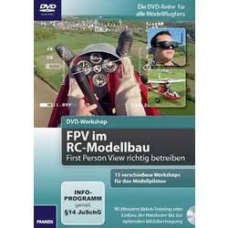 DVD workshop: betjene FPV i model korrekt Franzis Verlag