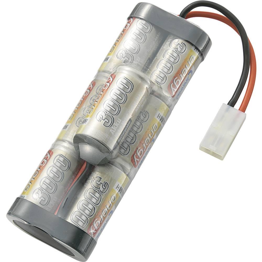 Modelarstvo - akumulatorski paket (NiMh) 8.4 V 3000 mAh Conrad energy Stick Tamiya-vtič