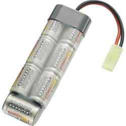 RC Batteripack (NiMh) 8.4 V 1500 mAh Antal celler: 7 Conrad energy Stick Mini-Tamiya stickpropp