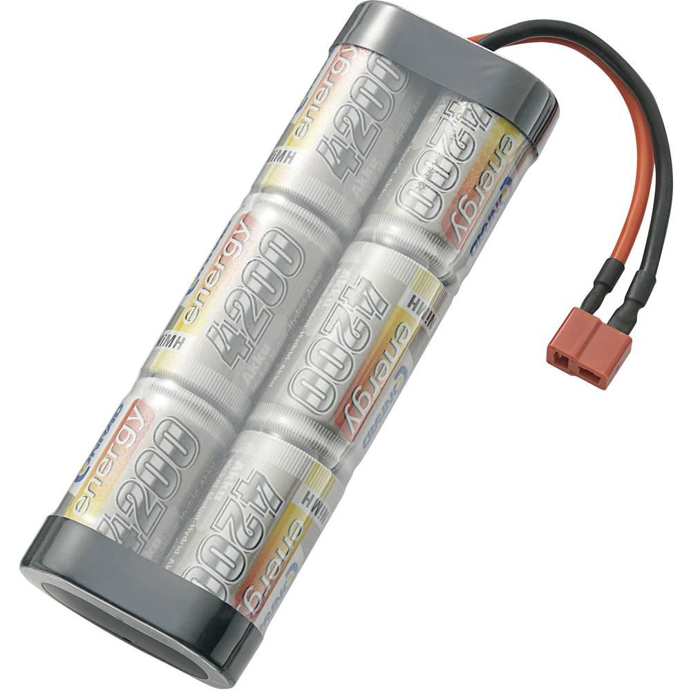 Modelarstvo - akumulatorski paket (NiMh) 7.2 V 4200 mAh Conrad energy Stick T-vtičnica