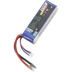 RC Batteripack (LiPo) 11.1 V 2200 mAh Antal celler: 3 40 C Conrad energy Stick Öppna kabeländar
