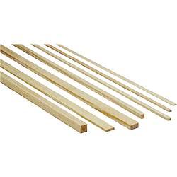 Letve iz borovine sivpner, (D x Š x V) 1.000 x 2 x 2 mm 510.2x2