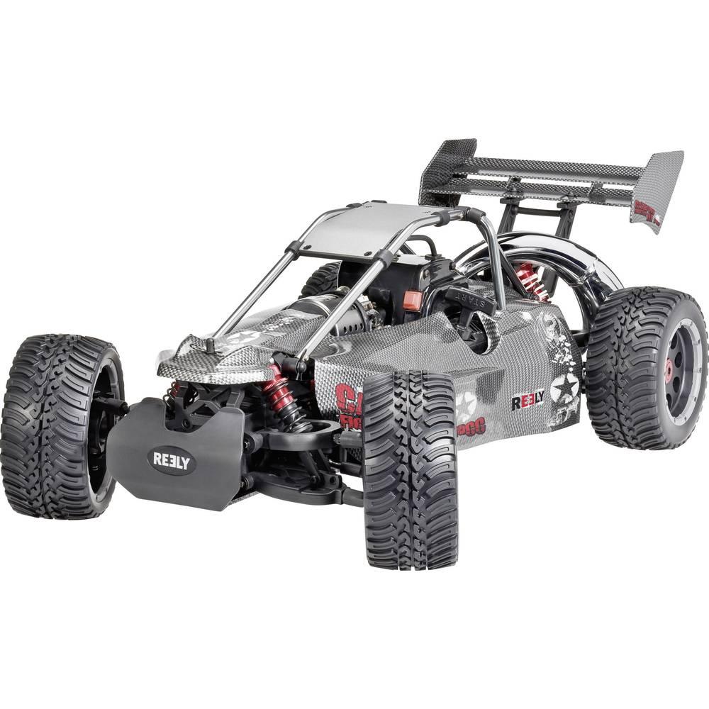 Model avtomobila 1:6 Reely Carbon Fighter III, bencinski motor, 2WD, RtR, 2,4 GHz FS10803