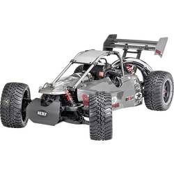 RC modellbil Buggy 1:6 Reely Carbon Fighter III Bensin Bakhjulsdrift RtR