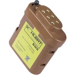 Kahlert Licht 60897 kutija za baterije s priključnom utičnicom 4.5 V