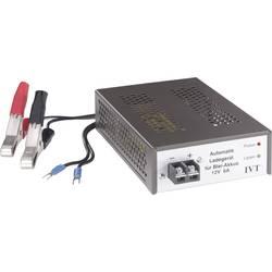 Blybatteri-oplader IVT 12 V Bly-gel, Blysyre, Bly-fleece