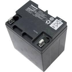 Svinčev akumulator 12 V 28 Ah Panasonic 12 V 28 Ah LC-P1228AP svinčevo-koprenast (AGM) 165 x 175 x 125 mm M5-vijačni priklop