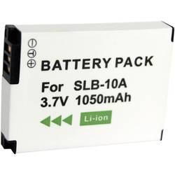 Baterija za kameru Conrad energy 3.7 V 700 mAh zamjenjuje originalnu bateriju SLB-10A, SLB-010A