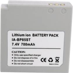 Baterija za kameru Conrad energy 7.4 V 650 mAh zamjenjuje originalnu bateriju BP-85ST