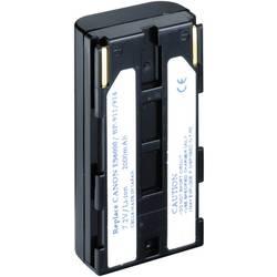 Baterija za kameru Conrad energy 7.4 V 2000 mAh zamjenjuje originalnu bateriju BP-911, BP-914, BP-915, BP-924, BP-927, BP-930, B