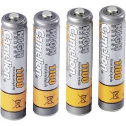 Micro (AAA) akumulator NiMH Camelion HR03 1100 mAh 1.2 V 4 kosi