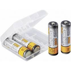 Laddbart batteri R6 (AA) NiMH Camelion HR06 mit Box 2700 mAh 1.2 V 4 st