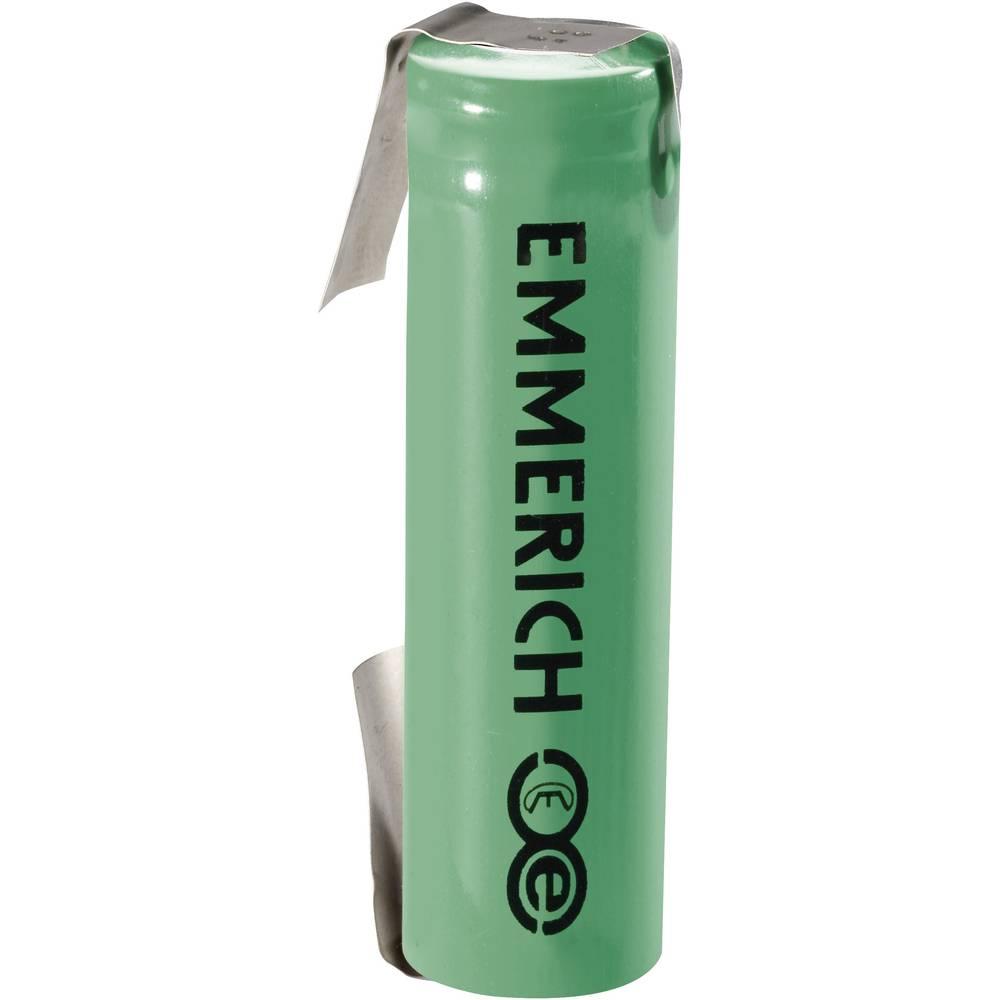 Emmerich LiIon akumulator 18650V1, ULF 3.6 V 1500 mAh ( x V) 18 mm x 65 mm