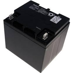 Svinčev akumulator 12 V 38 Ah Panasonic 12 V 38 Ah LC-XC1238P svinčevo-koprenast (AGM) 197 x 175 x 165 mm M6-vijačni priklop