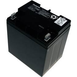 Svinčev akumulator 12 V 28 Ah Panasonic 12 V 28 Ah LC-XC1228P svinčevo-koprenast (AGM) 165 x 175 x 125 mm M5-vijačni priklop