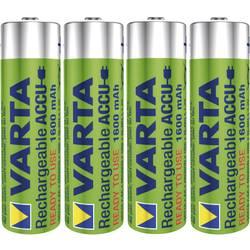 Laddbart batteri R6 (AA) NiMH Varta Ready2Use HR06 1600 mAh 1.2 V 4 st