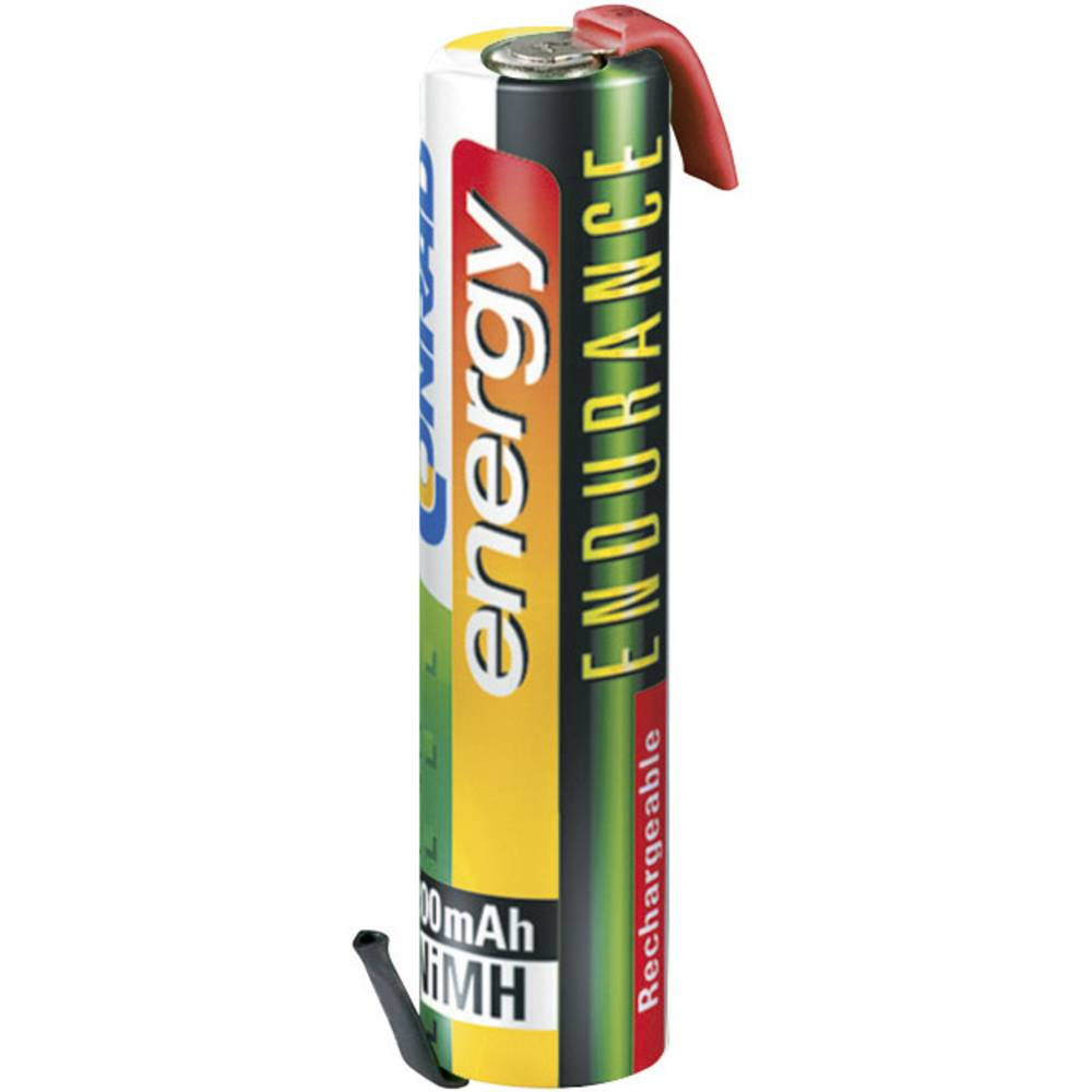 Posebna baterija na punjenje Micro (AAA) Z-lemna zastavica NiMH Conrad energy Endurance ZLF 1.2 V 800 mAh