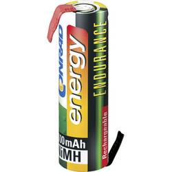 Posebna baterija na punjenje Mignon (AA) Z-lemna zastavica NiMH Conrad energy Endurance ZLF 1.2 V 2300 mAh