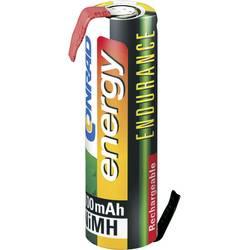 Special-batteri R6 (AA) Z-loddefane NiMH Conrad energy Endurance ZLF 1.2 V 2300 mAh 1 stk