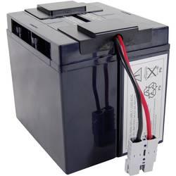 UPS-systembatteri Conrad energy Erstatter original-batteri RBC7