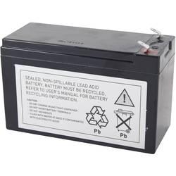 UPS na akumulator Conrad energy Nadomešča originalno baterijo RBC2, RBC110 N/A