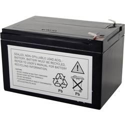 UPS-systembatteri Conrad energy Erstatter original-batteri RBC4