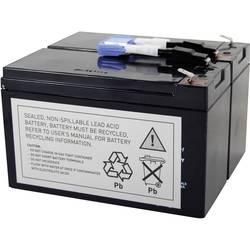 Baterija za UPS Conrad energy nadomešča orig. baterijo RBC9 primerno za model: SU700RMINET, SU700RMI