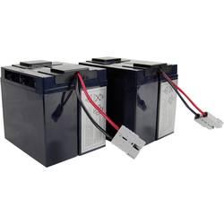 Baterija za UPS Conrad energy nadomešča orig. baterijo RBC11 primerna za model BP1400, BP1400X116, DLA1500, DLA1500I, SMT1500, S
