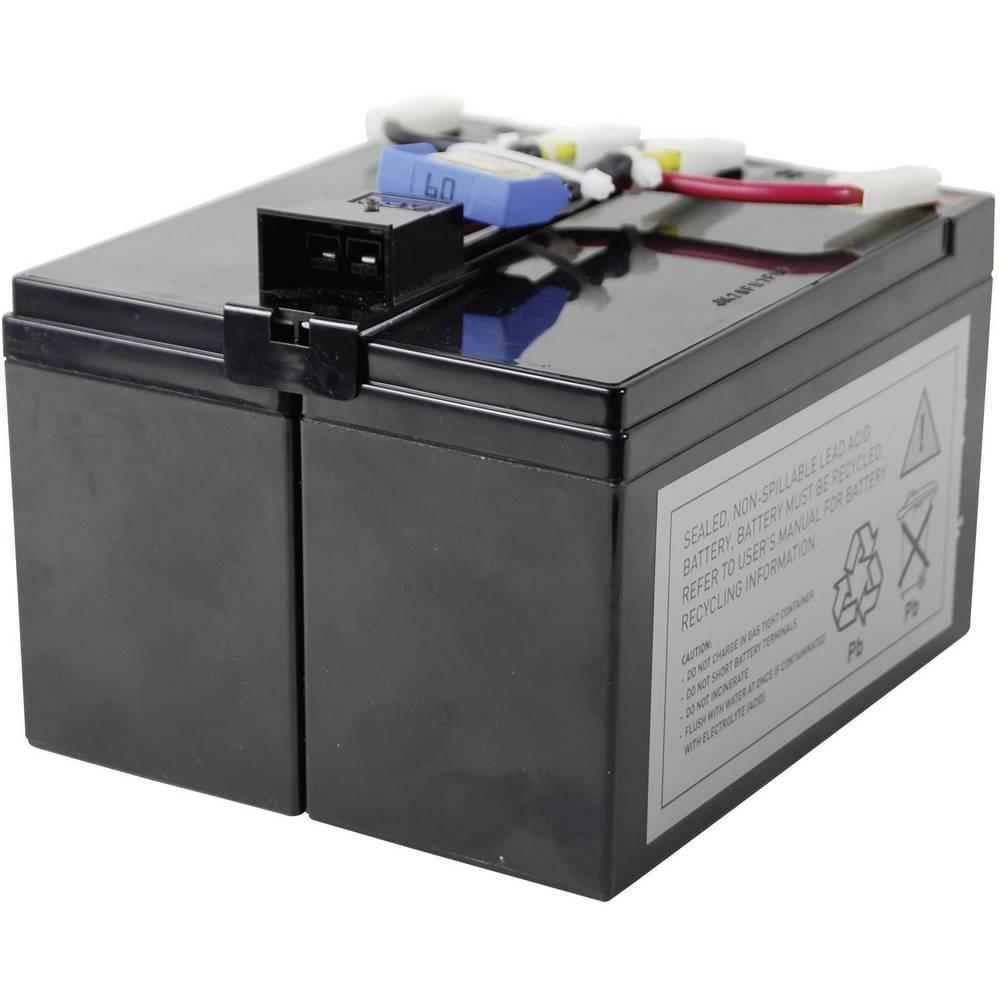 Akumulator za UPS Conrad energy zamjenjuje originalni akumulator RBC48 za modele DLA750, SIA750ICH-45, SMT750, SMT750I, SMT750IC