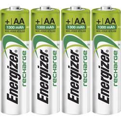 Laddbart batteri R6 (AA) NiMH Energizer Universal HR06 1300 mAh 1.2 V 4 st