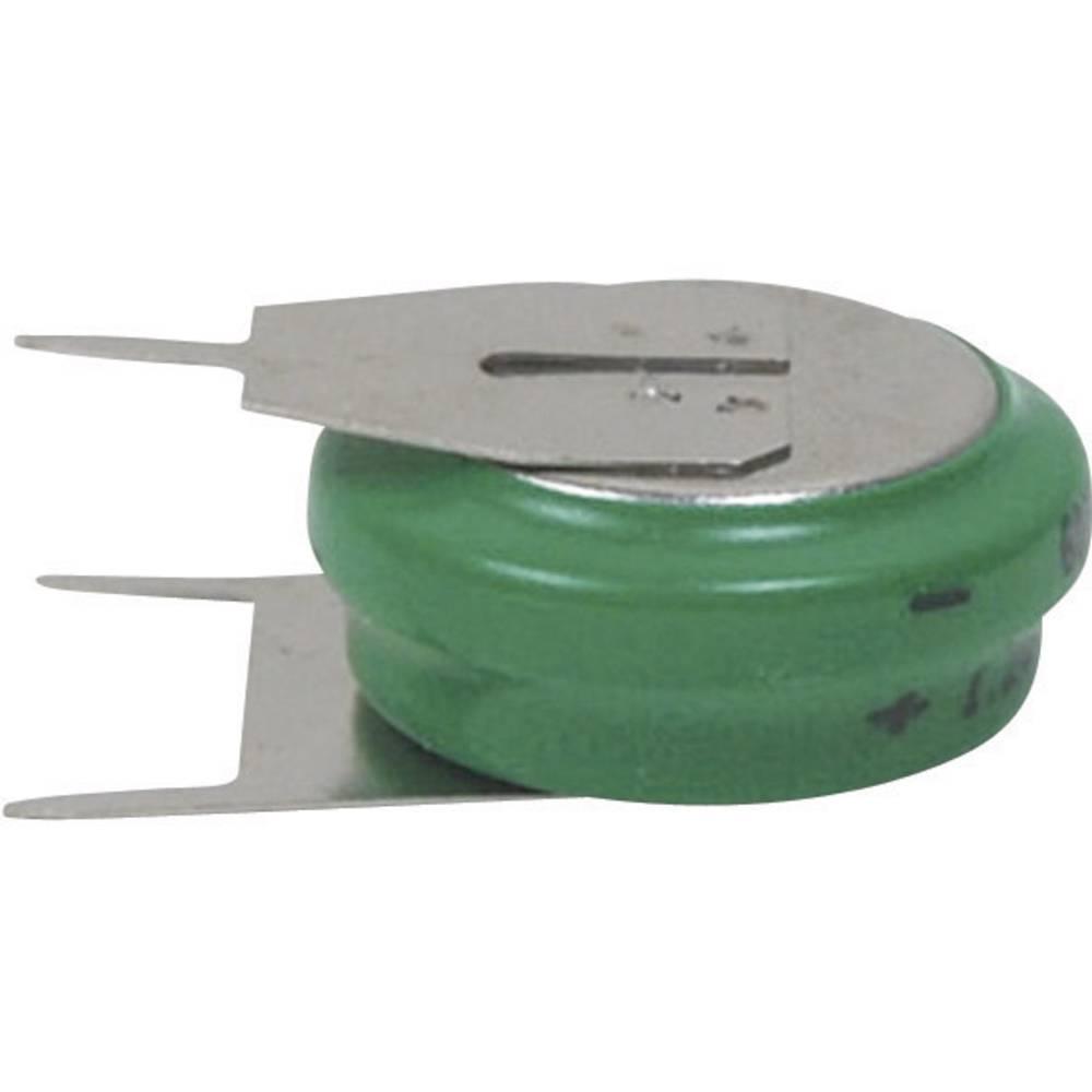 Gumbni akumulator 60H NiMH Emmerich 60 H, SLF 80 mAh 1.2 V, 1 kos