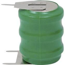 Laddbart batteri Knappcell 60H NiMH Emmerich 60 H, SLF 80 mAh 3.6 V 1 st