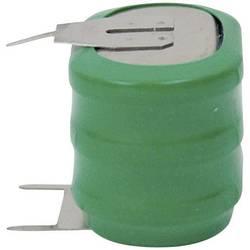 Laddbart batteri Knappcell 120H NiMH Emmerich 120 H, SLF 170 mAh 3.6 V 1 st