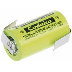 NiCd akumulatorska baterija Panasonic Sub-C, 1.2 V 1800 mAh (Ø x V) 22.9 mm x 43 mm KR-1800SCE