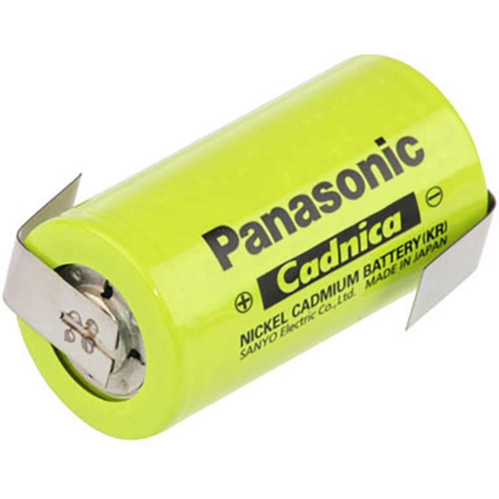 NiCd akumulatorska baterija Sanyo Baby, primerna za visoke temperature, 1.2 V 2500 mAh (Ø x V) 26 mm x 50 mm KR-CH(2.5)