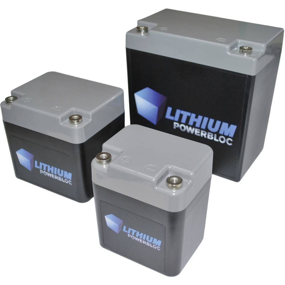 Litijev akumulator Powerbloc 5,5 Ah 13.2 V 5500 mAh (D x Š x V) 99 x 82 x 95 mm BMZ Powerbloc
