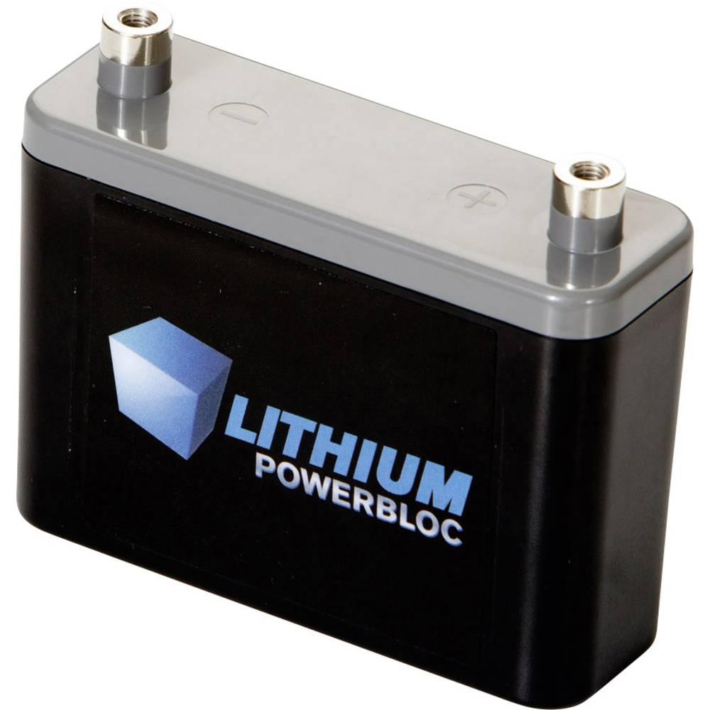 Litijev akumulator Powerbloc 2,5 Ah 13.2 V 2500 mAh (D x Š x V) 114 x 40 x 80 mm BMZ Powerbloc