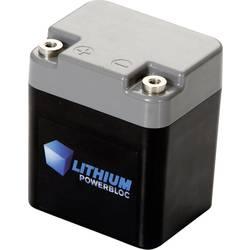Litijev akumulator Powerbloc 3,3 Ah 13.2 V 3300 mAh (D x Š x V) 95 x 64 x 82 mm BMZ Powerbloc