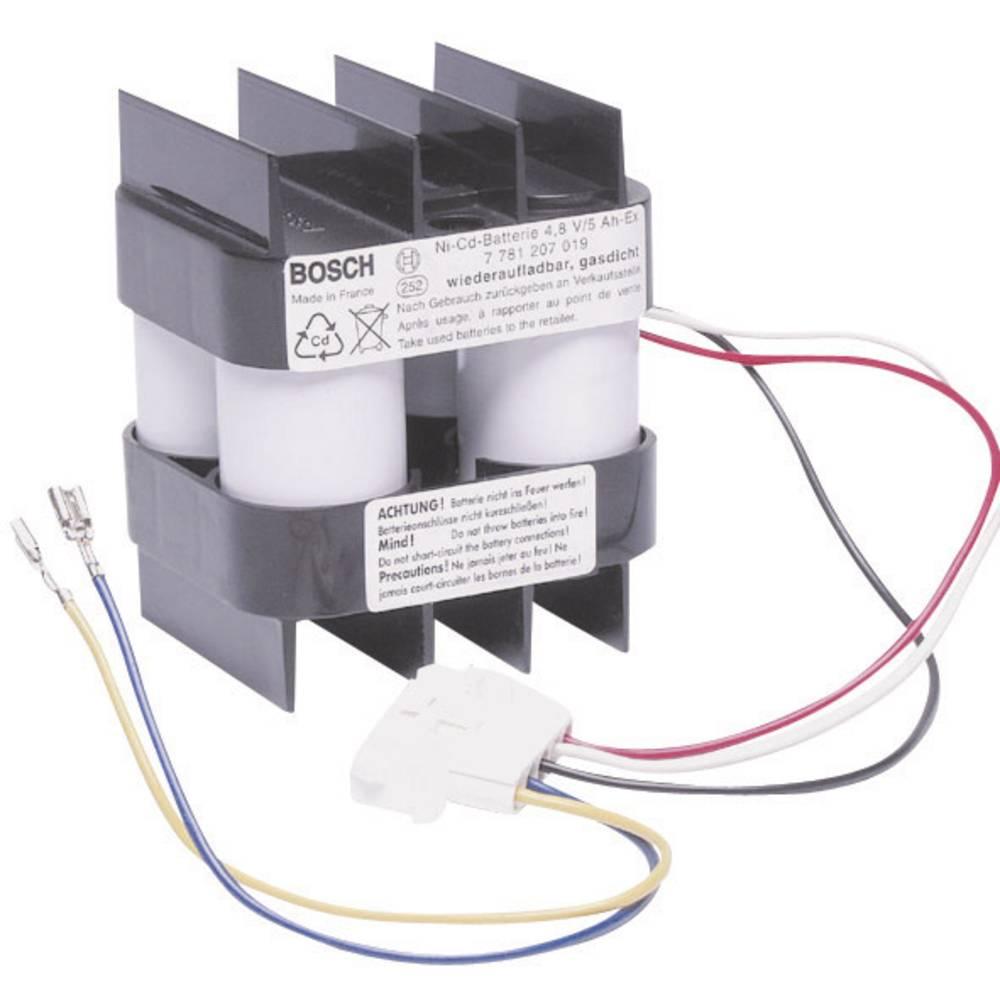 Akumulator za ročno baterijo Bosch nadomešča orig. akumulator HSE5EX 4.8 V 5000 mAh