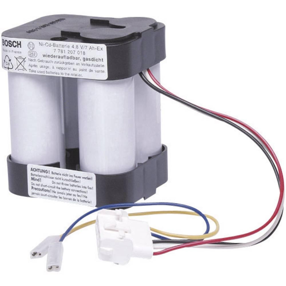 Akumulator za ročne svetilke Bosch, za orig. akumulator, HSE7EX / SEB8 ex, 4,8 7781207118/074043