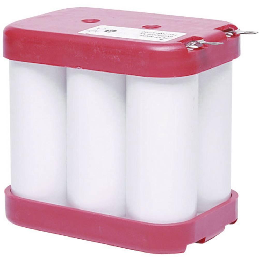 Akumulator za ročno baterijo nadomešča orig. akumulator HALO6A 6 V 7000 mAh