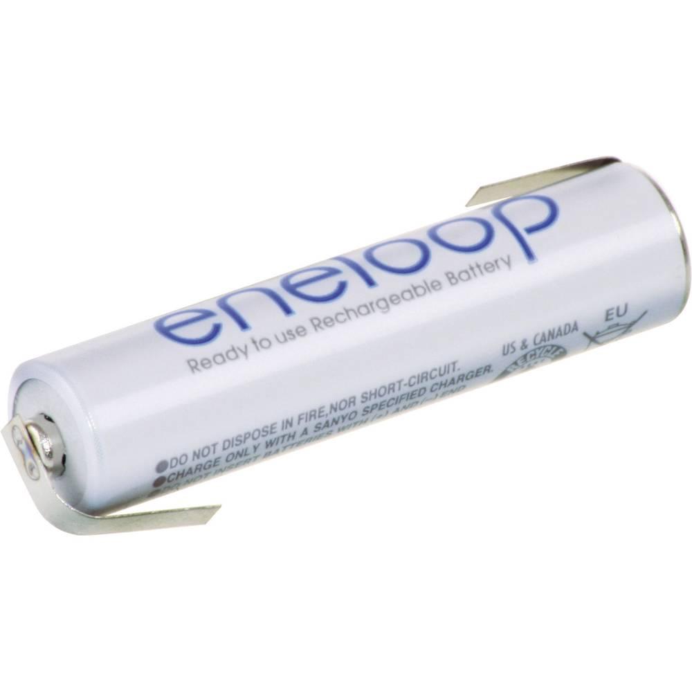 NiMH akumulator Eneloop Micro Z-spajkalni priključek 1.2 V 800 mAh (Ø x V) 10.5 mm x 43.5 mm