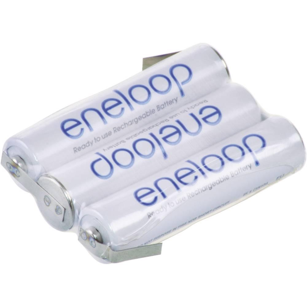 Akumulatorski paket Eneloop Micro 3, 6 V, Z-spajkalni priključek 800 mAh (D x Š x V) 31.5 x 10.5 x 44.5 mm