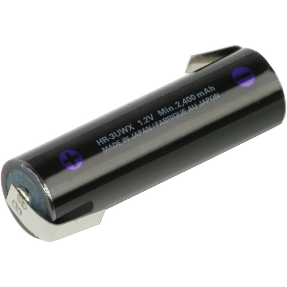 NiMH Mignon akumulator XX Z-spajkalni priključek 1.2 V 2450 mAh (Ø x V) 14.5 mm x 50.5 mm