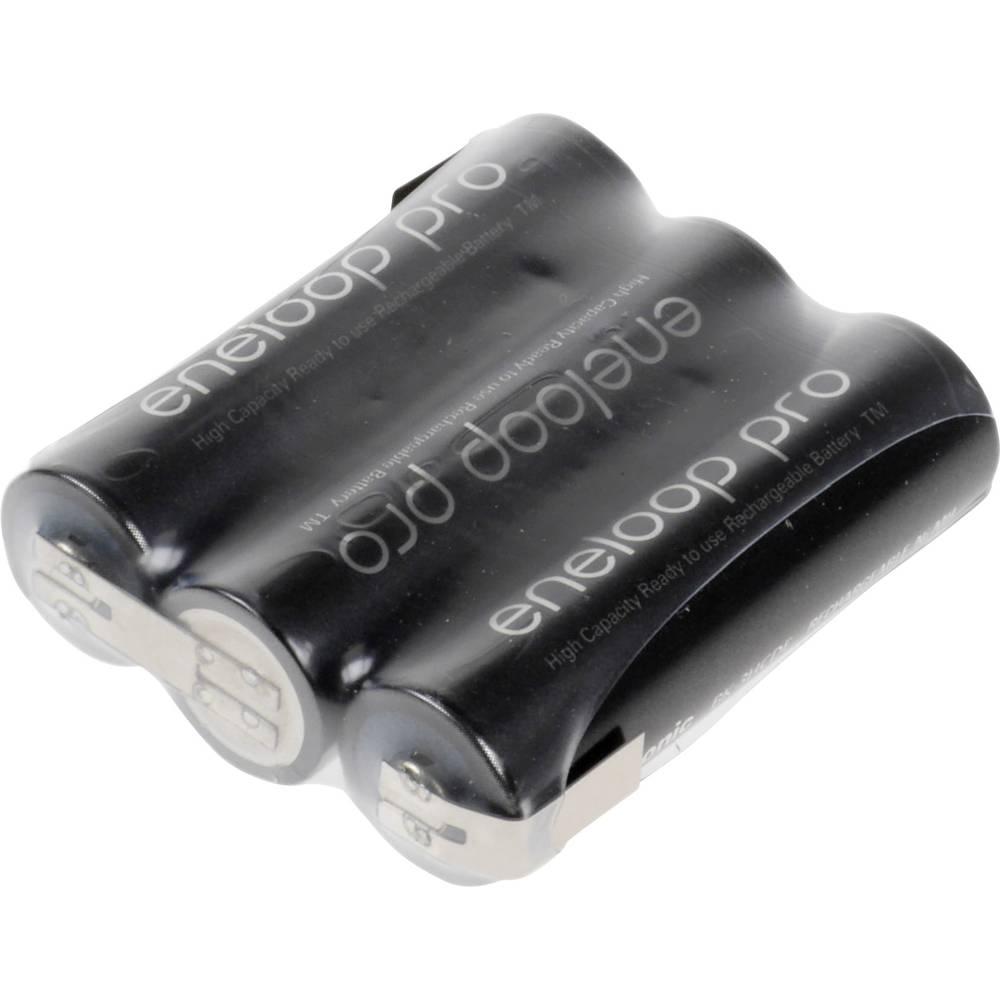 Akumulatorski paket XX Mignon 3, 6 V, Z-spajkalni priključek (powered by eneloop) 2450 mAh (D x Š x V) 43.5 x 14.5 x 50.5 mm