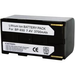 Akumulator za kamero Conrad energy nadomestek za originalni akumulator BP-924, BP-927, BP-930 7.4 V 4000 mAh