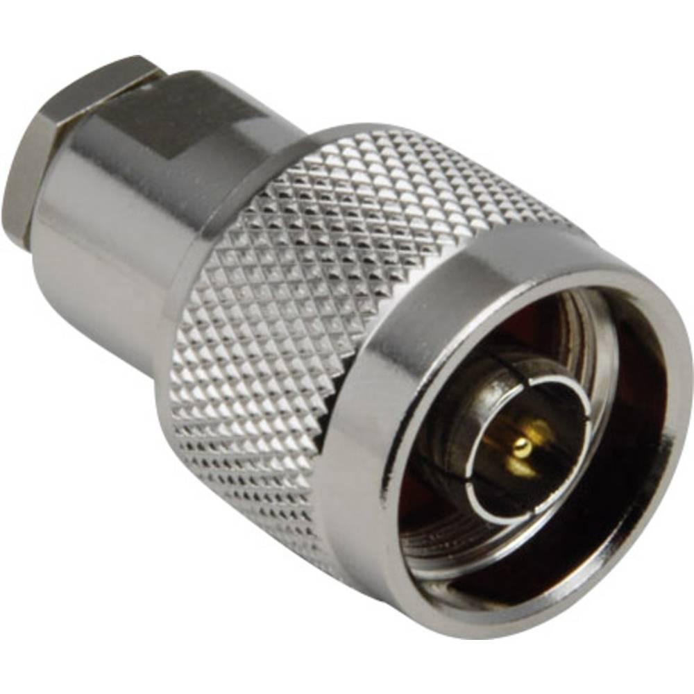 N-stikforbindelse BKL Electronic 0404006/D 50 Ohm Stik, lige 1 stk